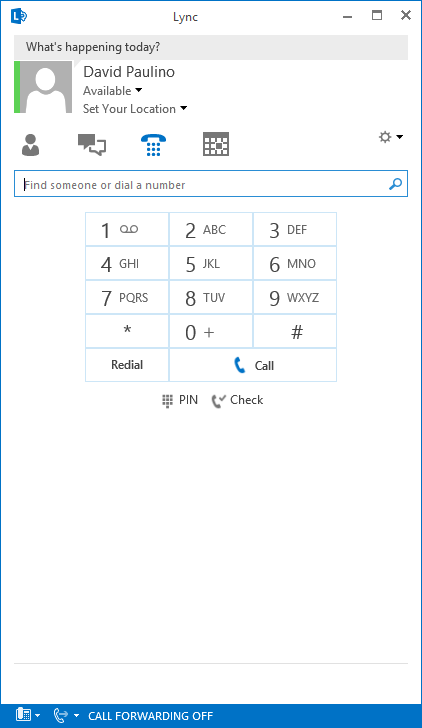 Lync 2013: EWS has not fully initialized – UC Lobby