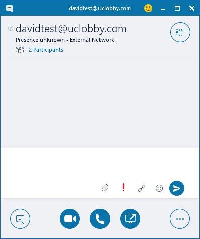 SfB Server: Verification Level on Allowed Domains – UC Lobby